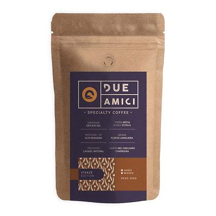 Café Due Amici - Vivace - 250g Grãos