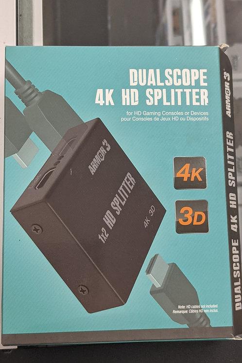 Armor3 Dualscope 4K HD Splitter