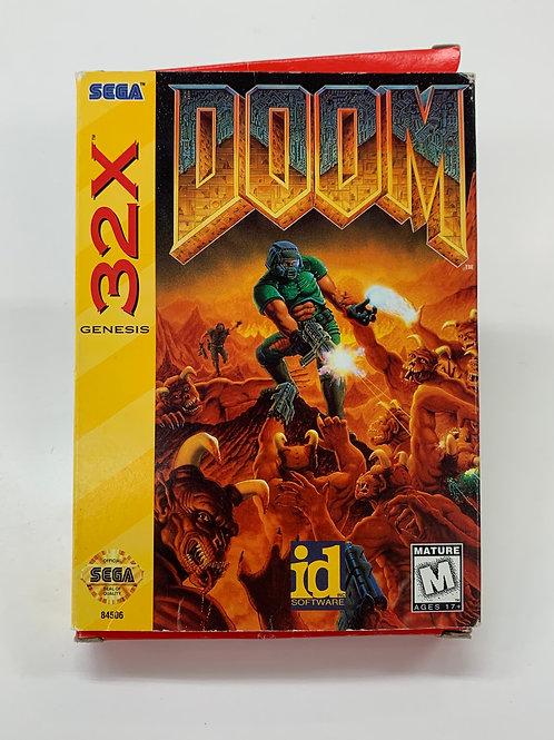 Doom 32X