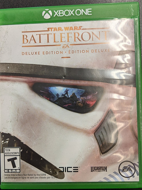 Star Wars: Battlefront- Deluxe Edition