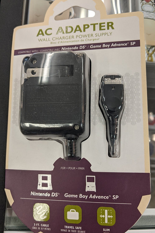 Tomee DS and GBA SP AC Adapter
