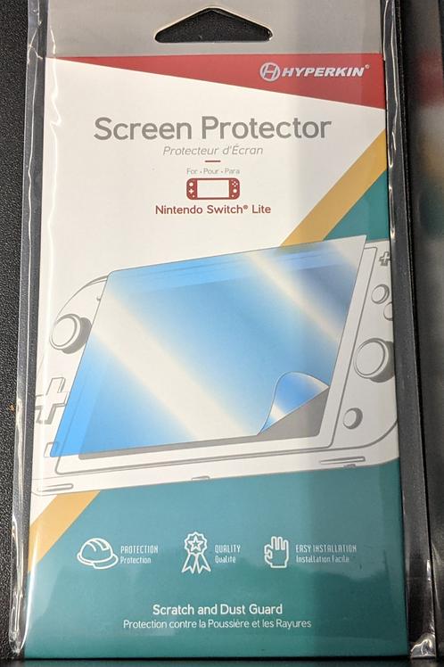 Hyperkin Screen Protector for Nintendo Switch Lite