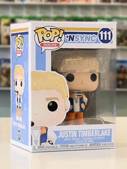 Pop Figure 111 - Justin Timberlake