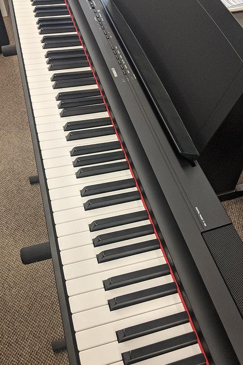 Yamaha P125B 88-Key Keyboard