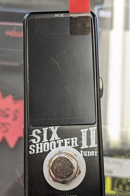Outlaw Effects - Six Shooter II Tuner