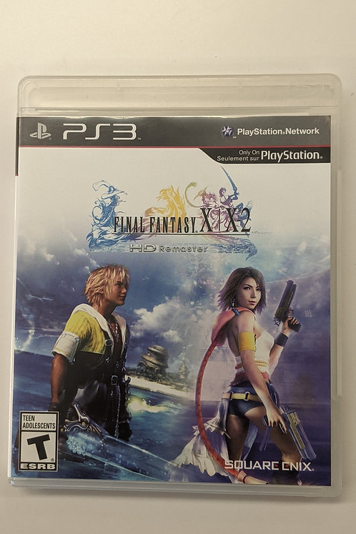 Final Fantasy X | X-2: HD Remaster