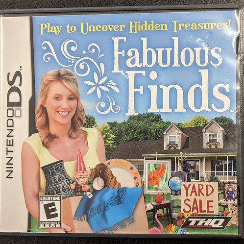 Fabulous Finds