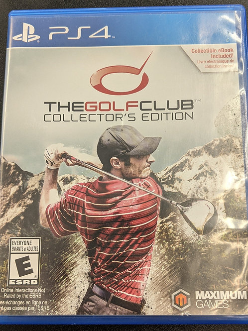 The Golf Club 2019 - Collector's Edition