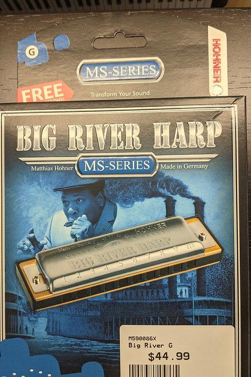 Hohner Big River Harp MS-Series Harmonica