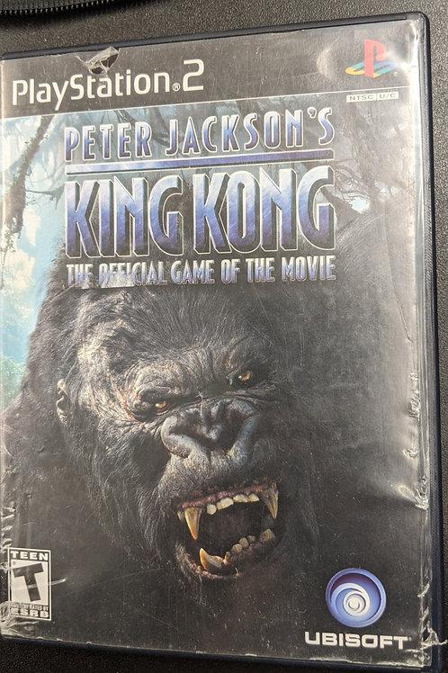Peter Jackson's King Kong: The Movie