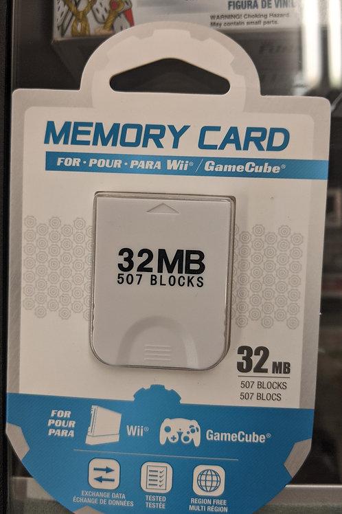 Tomee 32 MB (507 Blocks) Gamecube Memory Card