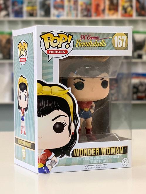 Pop Figure 167 - Wonder Woman