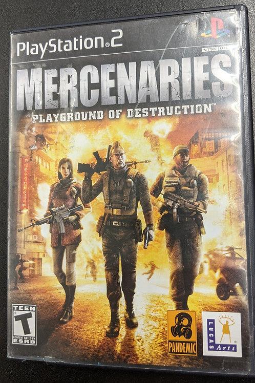 Mercenaries: Playground of Destruction