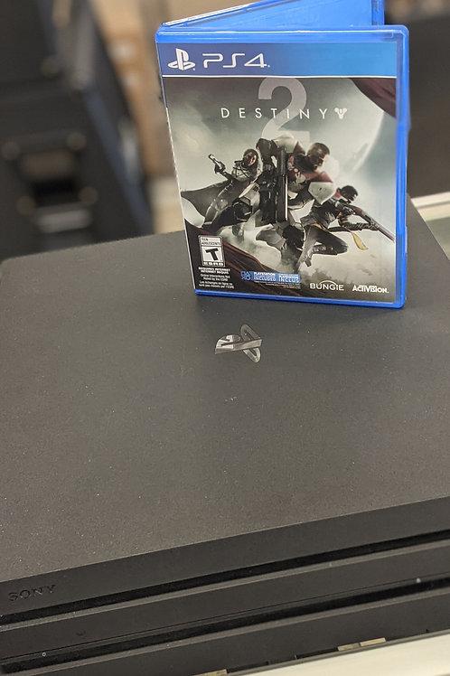 Playstation 4 Pro 1TB Model CUH-7215B