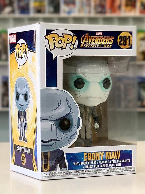 Pop Figure 291 - Ebony Maw