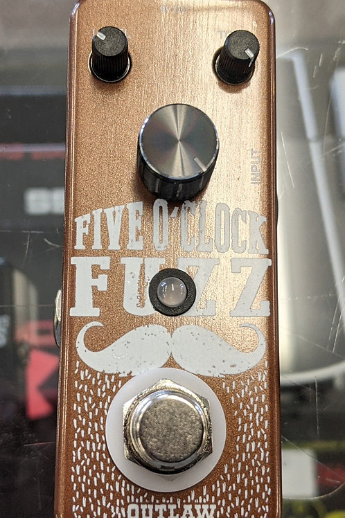 Outlaw Effects - Five O'Clock Fuzz