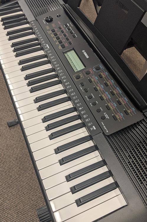 Yamaha PSRE273 61-Key Keyboard