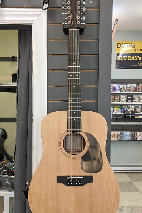 Sigma DM12E 12-String Acoustic