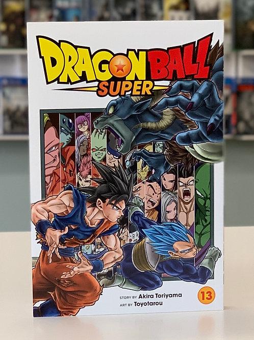 Dragon Ball Super, Vol.13