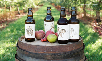 Celebrating Cideries in the Okanagan