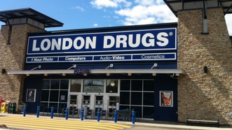 Now available in London Drugs