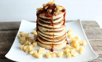 Paleo Apple Pie Pancakes