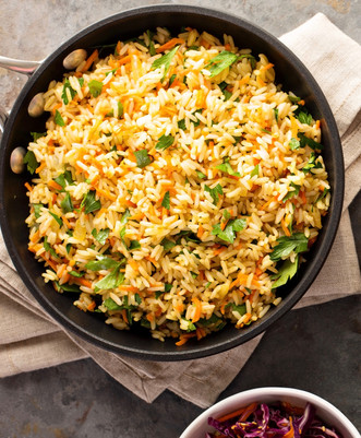 Easy Orange Rice