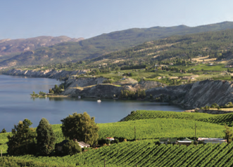 Five ways to get HAPPY in the Okanagan
