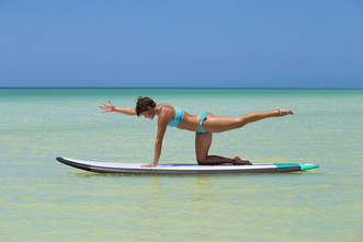 Get on Board with the Health Benefits of Stand Up Paddle
