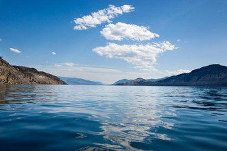 Scientists find rare mineral composition in Okanagan Lake known to reduce aging lines