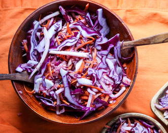 Fennel Cabbage Slaw