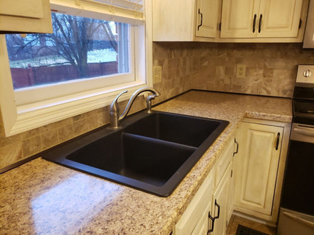 Tile Backsplash In Newburgh | Problem Solved