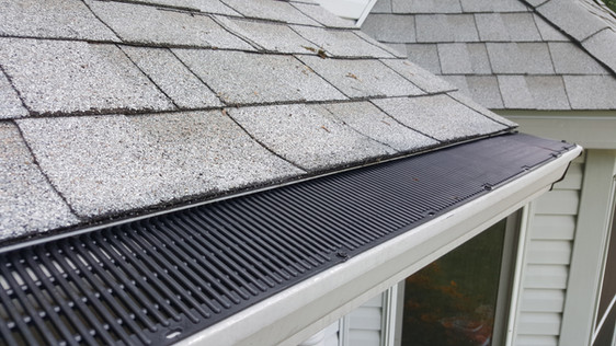 Raindrop Gutter Guards