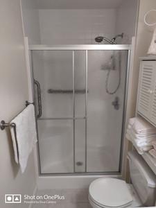 Universal Shower Door