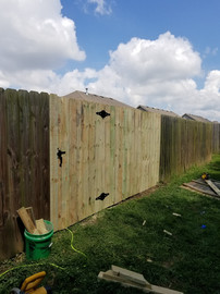 Fence Gate Replacement