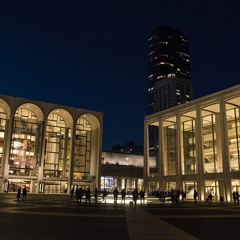 Lincoln Center Holiday Show