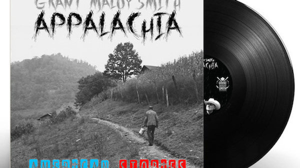 Appalachia - American Stories (signed copy on vinyl)