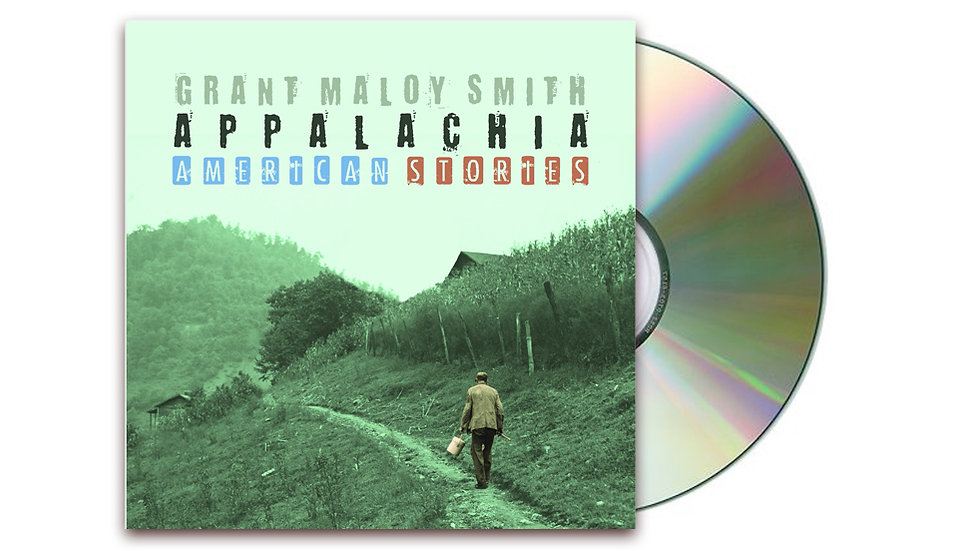 APPALACHIA: AMERICAN STORIES (CD + signed 40-page book)