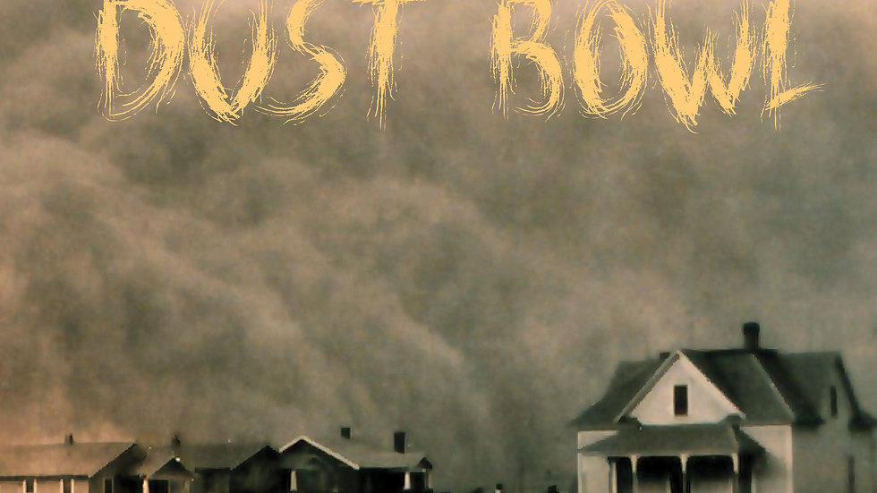 Dust Bowl - American Stories (signed CD)