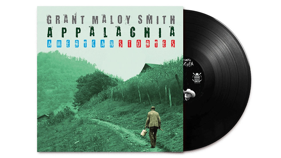Appalachia - American Stories (signed copy on vinyl + 40-page book)