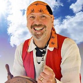 Rockin Ron the Friendly Pirate