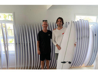 Australia + Chilli Surfboards (Parte1)