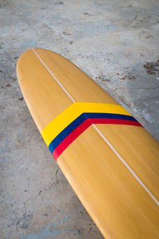 HP Longboard Custom