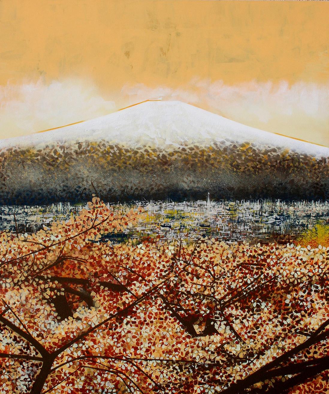 Wado Kaichin. Canvas 2