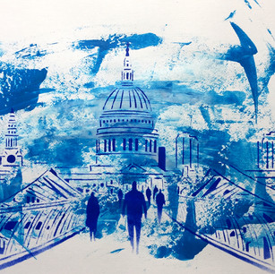 Walk To St Pauls