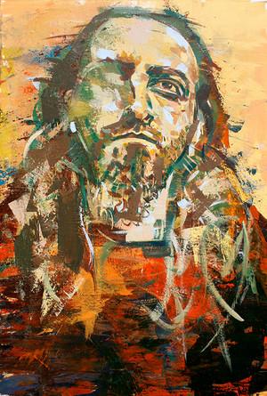 Portrait Study. Marko Chakalovic
