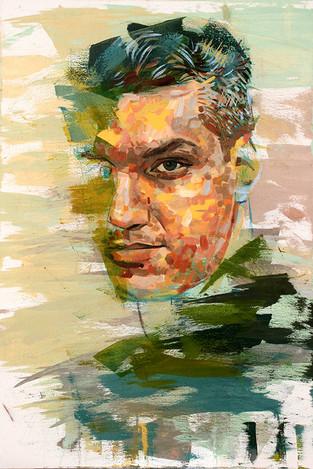 Portrait Study. Mladen Vraceric