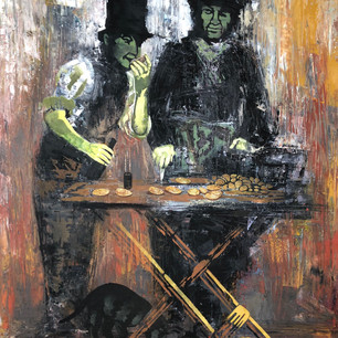 The Oyster Sellers