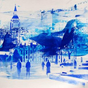 Landscape Study. Westminster 1