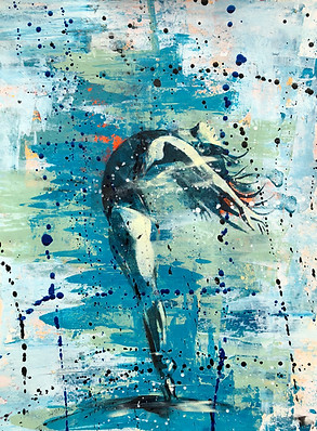 Ballerina. Second Study
